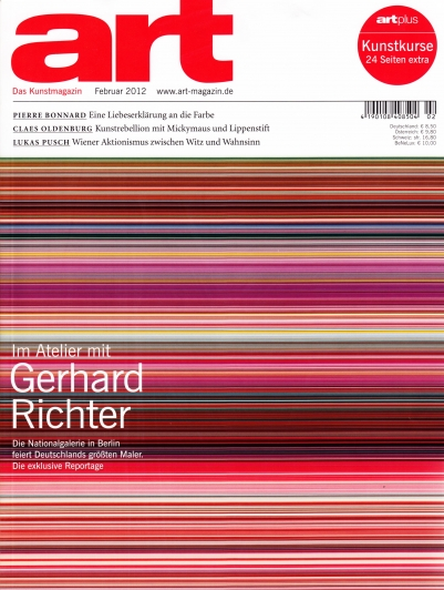 """gerhard richter essay Gerhard richter may not fling paint at the canvas, jackson pollock-style, but as corinna belz shows in her documentary """"gerhard richter painting,"""" he."""