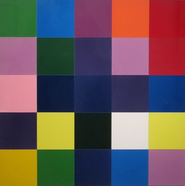 b1e2ba5e 25 Colours [902-28] » Art » Gerhard Richter