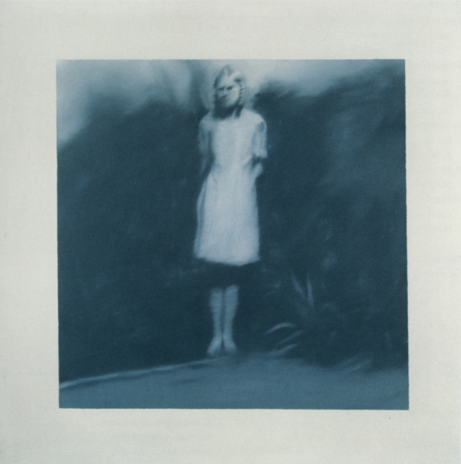 Richter Garten girl in the garden [80-5] » art » gerhard richter