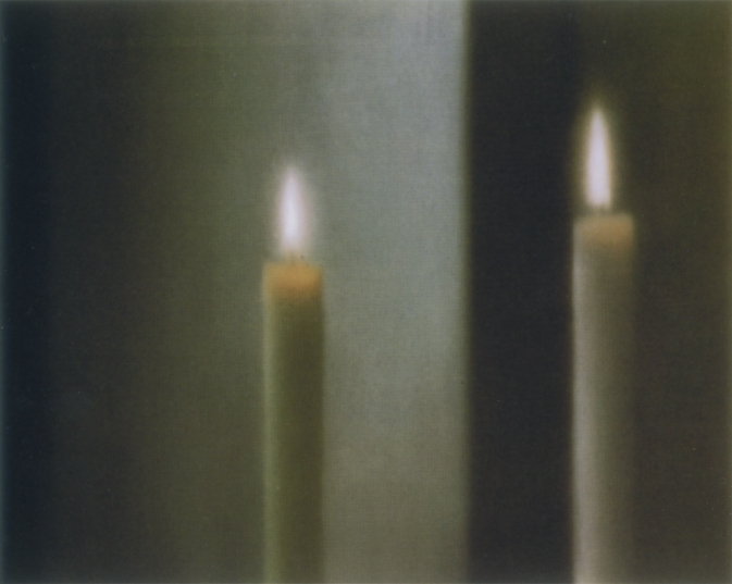 Richter Two Candles Two Candles