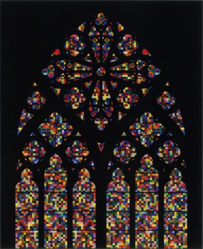 Cathedral Window Cologne 755 187 Art 187 Gerhard Richter