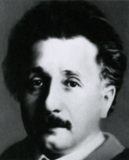 portraits albert einstein art gerhard richter
